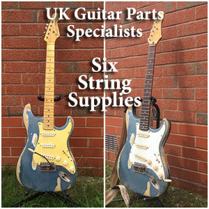 UK Guitar Parts Specialists, Six String Supplies, Iron Age Guitar Blog