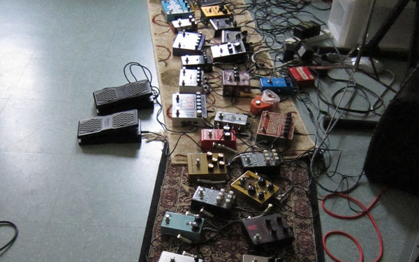 Guitar Effects: A Brief History