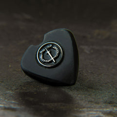 iron age how to choose a guitar pick, guitar plectrum, legio ferrata, ironclad legion, handmade guitar pick