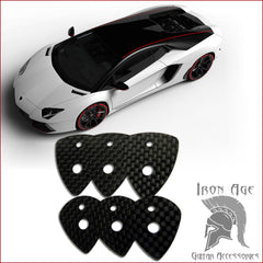 Carbon Fiber Guitar Picks, Graphite Plectrums