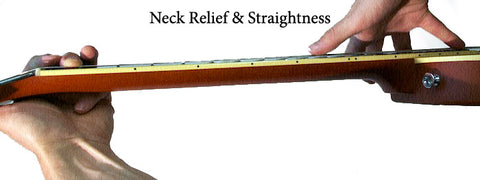 Buying A New Guitar, Neck Relief