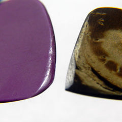 guitar pick bevel, iron age guitar accessories