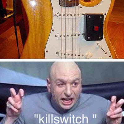 Iron Age Dr Evil Kill Switch Box