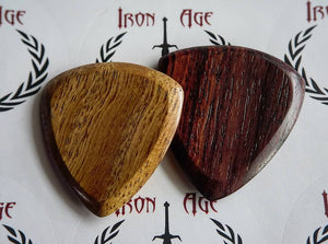 Rosewood Guitar Picks (Singles)