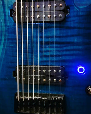 Black Stealth, LED Guitar Killswitch