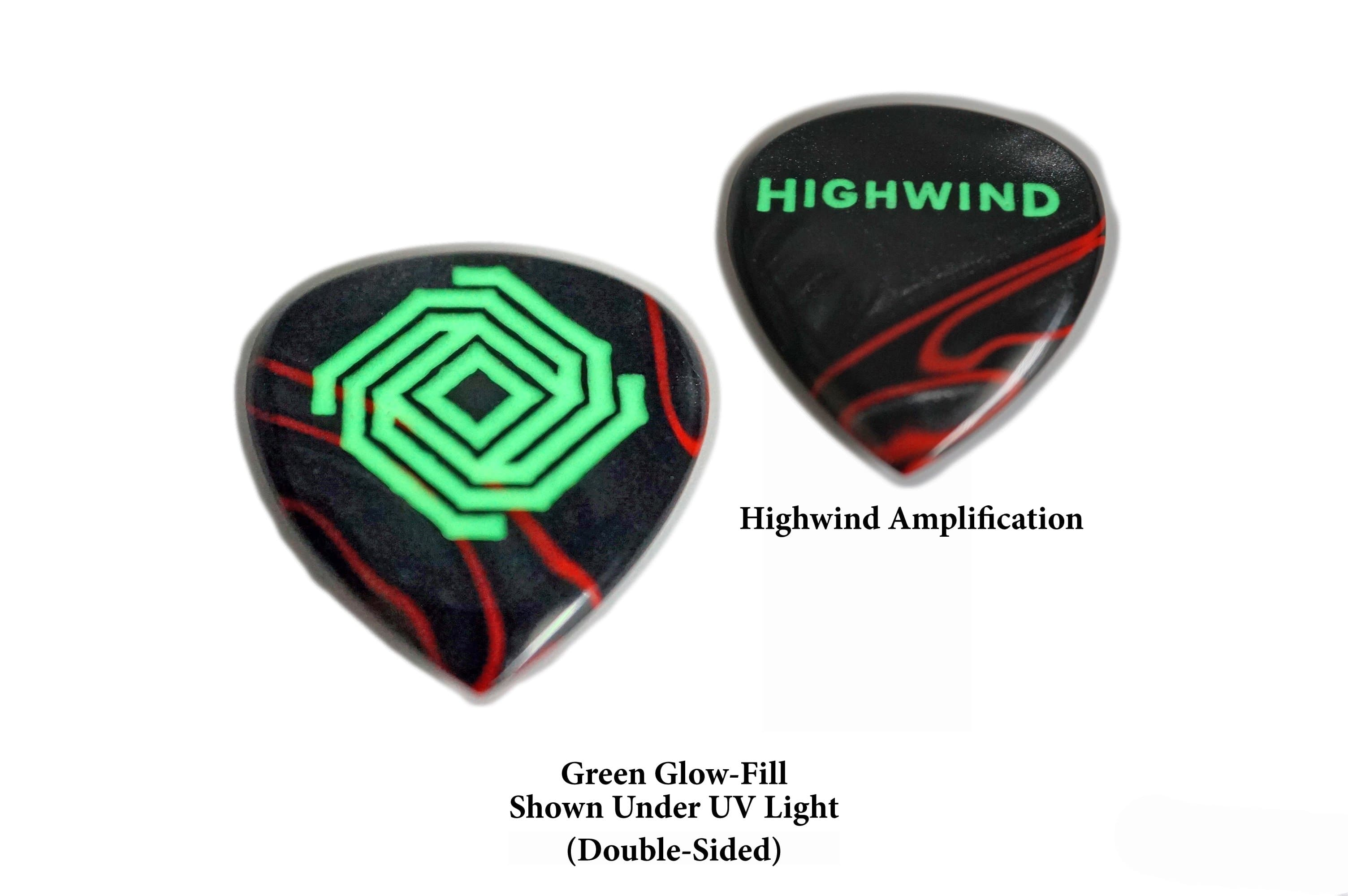 iron age guitar accessories ragnarok series acrylic guitar picks. Black Bedroom Furniture Sets. Home Design Ideas