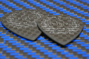 Carbon Fiber Guitar Picks