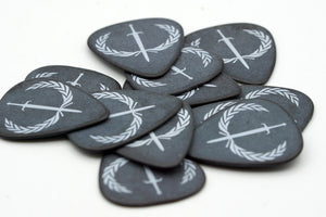 Iron Age Guitar Picks (Dozen)