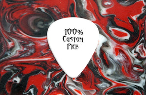 "Custom ""Iron Mandate"" Pick"