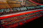Piano Innerworkings - Lisa Faire Graham Fine Art Photography - Pix Synergy LLC