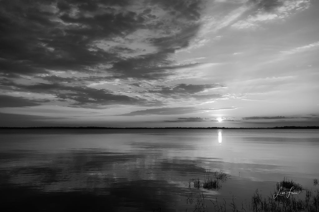 Sunset Reflection - Lisa Faire Graham Fine Art Photography - Pix Synergy LLC