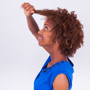 Avoid Curl Breakage with natural curly hair products