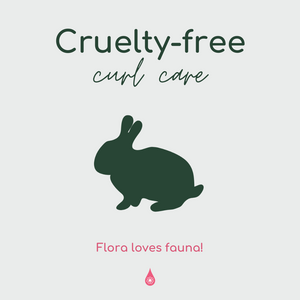 Good for the world: Our Cruelty-free Curl Care