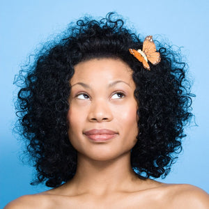 Natural Hair Shampoo for Summer
