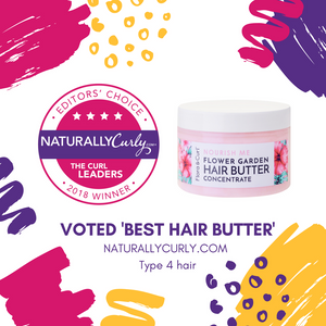 NATURALLYCURLY AWARDS 2018