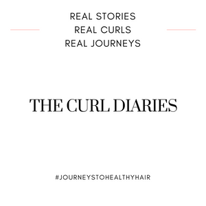 Welcome to the Curl Diaries | Stories of real women and their journey to healthy hair
