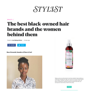 STYLIST - afro hair products