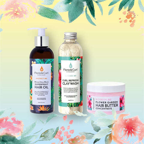 Flora & Curl Products