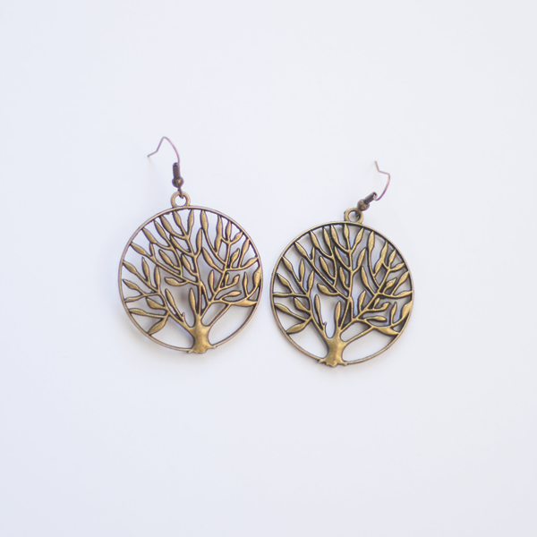 Flourish Earrings