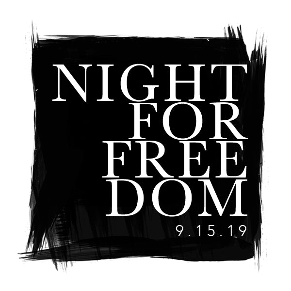 A Night For Freedom