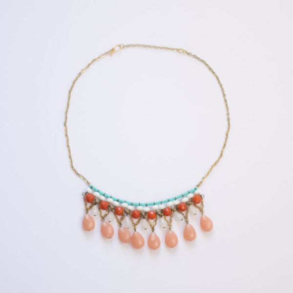 Brilliance Blush Necklace