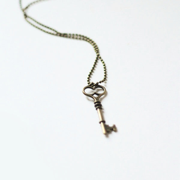 Key to Freedom Necklace