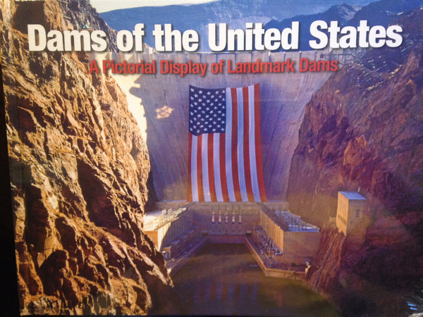Dams of the United States [hardcopy book]
