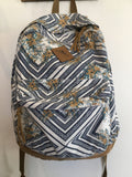 BEACH BLAZER BACKPACK in agave