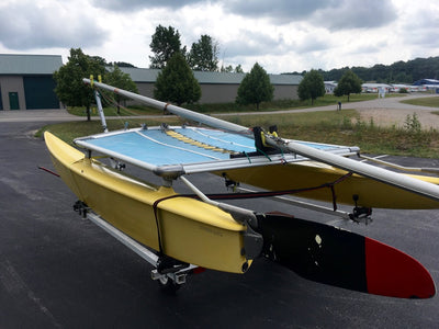1982 Hobie Cat 16 with Trailer