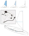 Hobie Mirage Sail Furler Kit