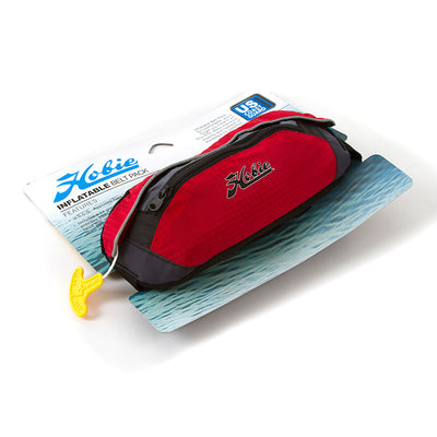 Hobie Inflatable Belt Pack PFD life vest