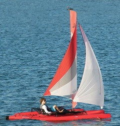 Hobie Adventure Island Spinnaker Kit