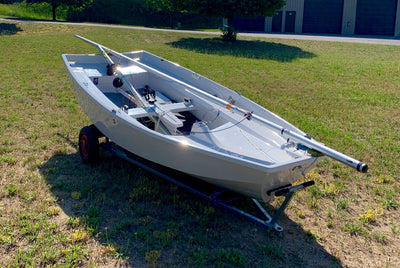 Mirror racing dinghy sailboat for sale