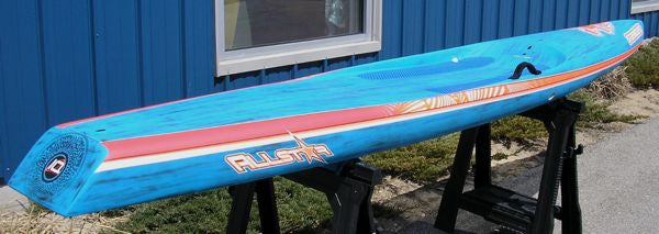 "Starboard All Star 14' x 26.5"" SUP Board - Sandwich Glass"