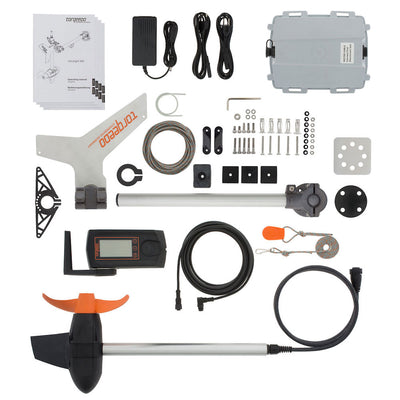 torqeedo ul403 electric kayak motor kit