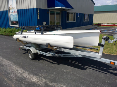 used weta trimaran for sale