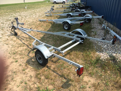 used weta trailer for sale