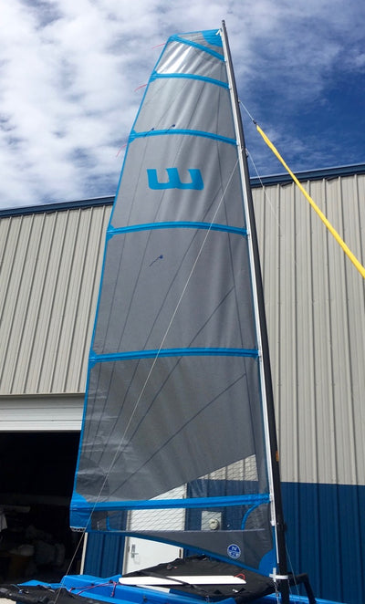weta sq main sail for sale square top