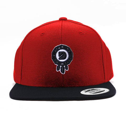 The Dream Catcher (Red/Blk)