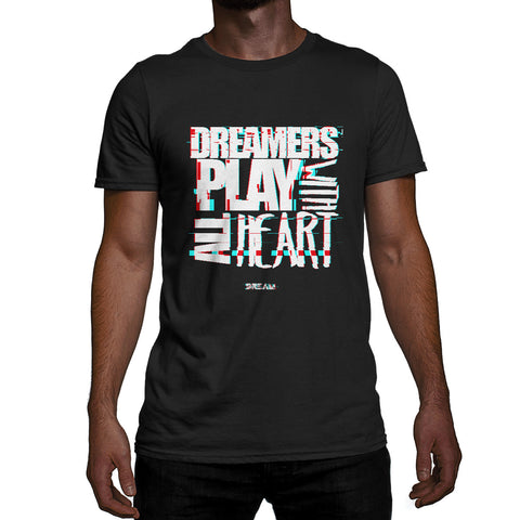 Play with All Heart  (Blk)