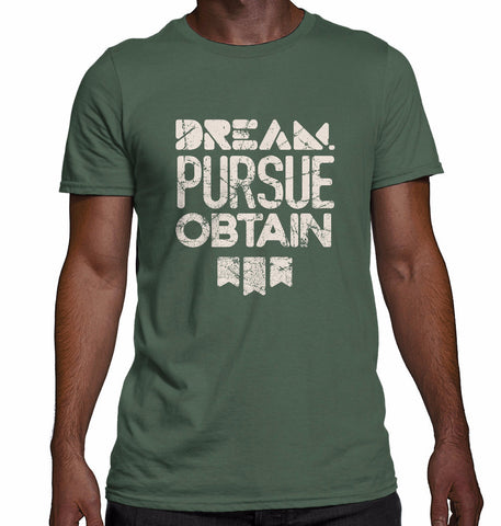 Dream Pursue Obtain - Army