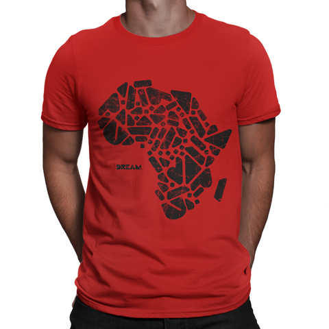 "Pieces of a Dream ""Africa"" (Red)"