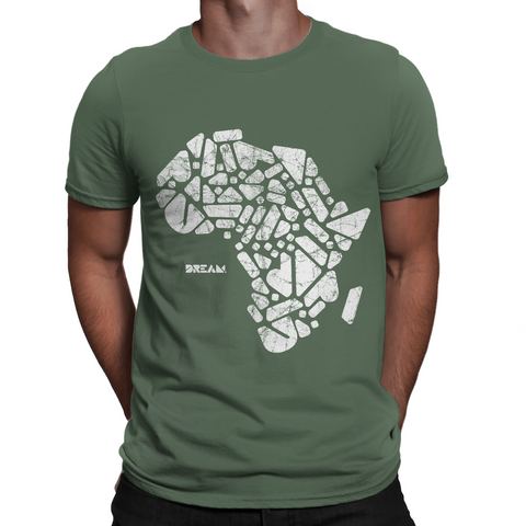 "Pieces of a Dream ""Africa"" (Green)"
