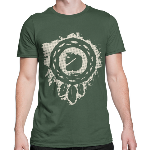 Splat Catcher (Army Green )