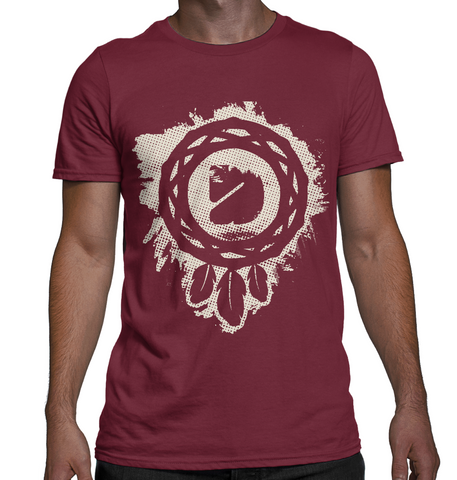 Splat Catcher (Maroon)