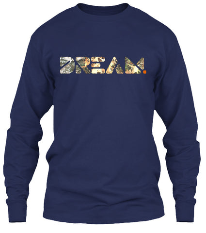 Fall Dreams (Navy)