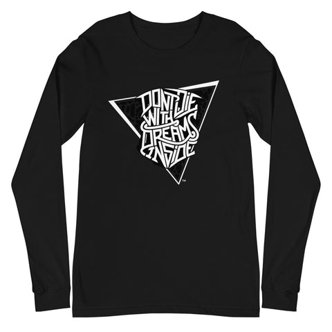 DDWDI Shield Unisex Long Sleeve Tee