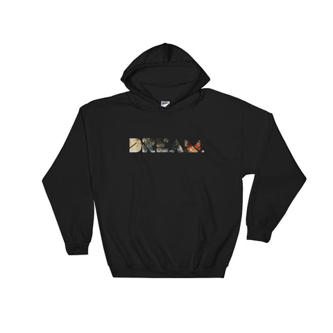 Abstract Dreams Hooded Sweatshirt
