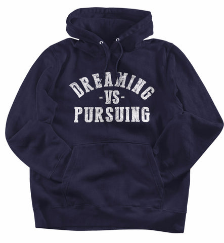 Dreaming Vs Pursuing (Navy)