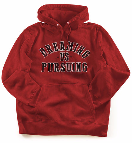 Dreaming Vs Pursuing (Red/Black)